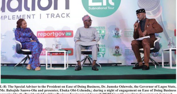 Increased Customs Revenue Spells Doom For Nigeria's Economy--PEBEC