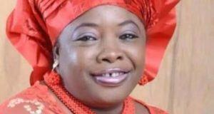 Late Mrs. Promise Anaroke: Epitome Of Goodness