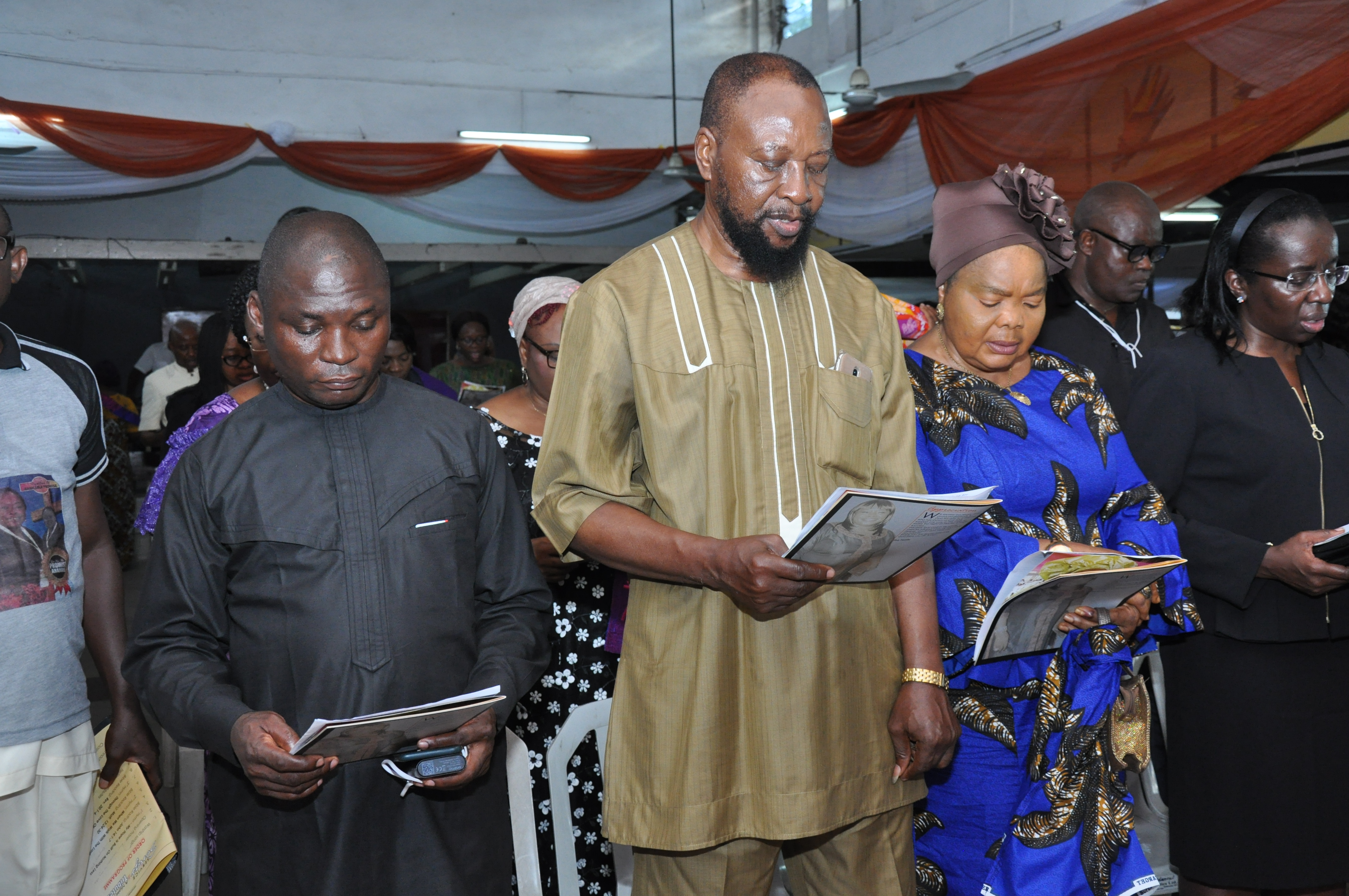 Maritime Experts, Political Bigwigs Recount Promise's Good Deeds