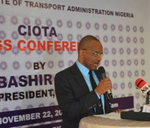 FCT, 36 States' Transport Commissioners To Attend CIoTA National Conference