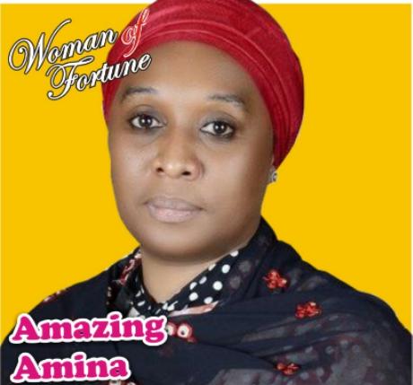 Amazing Amina
