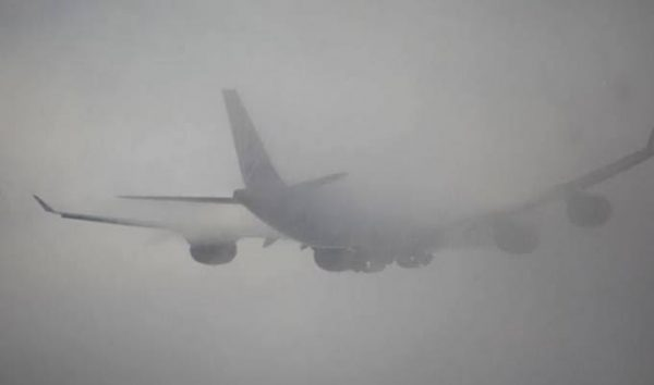 Managing Harmattan Haze during Flight Operations