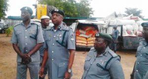 Customs raid Mubi market for foreign rice