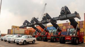 Ports & Cargo Terminal Acquires New Equipment Worth $21Million