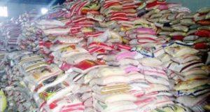 Customs comb Lagos-Abeokuta road, hunt for smuggled rice