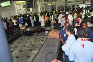Airports recorded 8.5 million travellers in six months – NBS