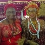 Kema Chikwe @ 73 Honoured As  NNE  IGBO JI EJEMBA