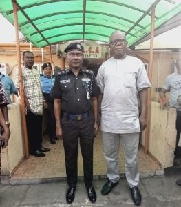 Port Authority CP Assures Effective Policing At Lagos Ports
