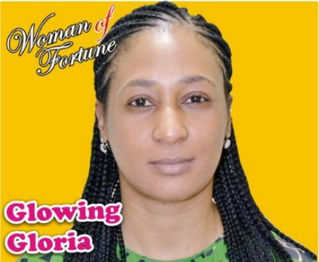 Glowing Gloria