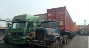 Freight Agents Query NPA Over Trucks Parked At TICT Gate