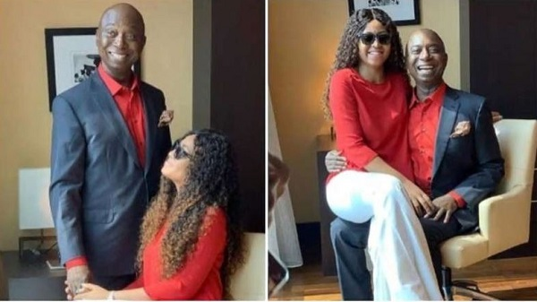 I once told my father I'll marry his mate, says Regina Daniels