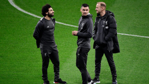 Liverpool face tough test as Champions League actions resume