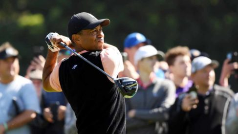 Tiger Woods is on the verge of history and still tinkering