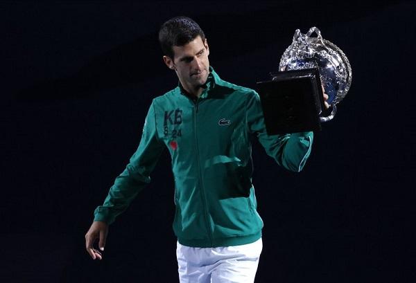 Australian Open:  The men in Melbourne