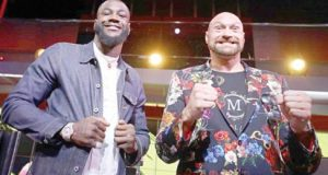 Fury describes rematch with Wilder as biggest heavyweight fight in 50 years