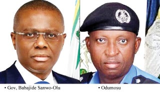 Ban: Police nab 40, impound 266 motorcycles, tricycles