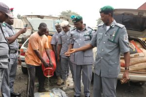 FOU Customs Intercepts Smuggled Rice, Other Items In Gas Cylinders