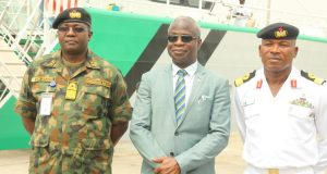 Deep Blue Project: Nigeria Receives Two Special Mission Vessels