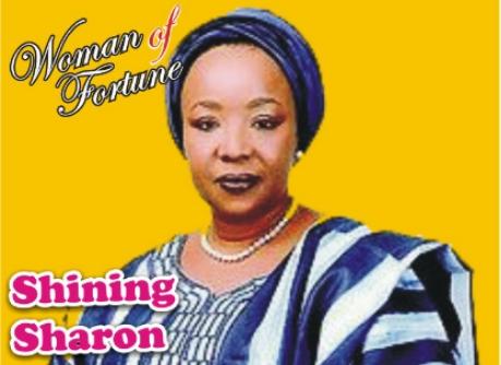 Shining Sharon
