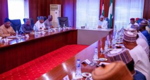 Buhari meets economic council, laments lack of synergy in MDAs
