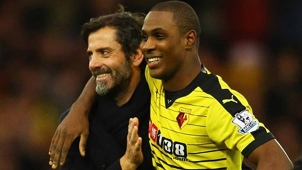"""Odion Ighalo's former boss, Quique Sanchez Flores has warned it may take up to a month for Manchester United's new signing to reach his peak after completing a shock return to the Premier League, reports dailymail.co.uk. Sanchez Flores was Ighalo's manager at Watford when the Nigerian struck 17 goals in a season, before also coaching him for a short time at Shanghai Shenua in China.  The Old Trafford side will be hoping the 30-year-old can rediscover that form this season, but Sanchez Flores warned that standards between China and England differ greatly.   Sanchez Flores told The Athletic: """"Mainly, the problem is how they train in China. It is not the same as in England.""""Is he really ready for first-team matches in the Premier League because the physical difference is so big? He probably needs one month to recover the full rhythm.  """"The good thing is he knows his body well, works hard on injury prevention and he is always working after training.""""I should say, also, that I felt in China, he gave exactly the same effort and quality as he gave me four years ago. We had the feeling in China that he could recover a high level with any team in Europe.""""Sanchez Flores still believes Ighalo can shine under Ole Gunnar Solskjaer as Manchester United strive to climb the league.  The Spaniard added: """"I have an amazing impression of the player. I fell in love with him. As a guy, he's professional. He's a straight arrow. As a person, his life is private. He has strong Christian values and he is respectful.  """"As a player, it is difficult to explain Ighalo. His first quality is he can protect the ball and he gives time to the team to get up the field and win the second ball. It's so difficult to get the ball from him. He's stronger than he looks.""""Four years ago, when we put ball in the space, he was also super fast. Now, with five years difference, he is a bit different… but he will always be fine in a physical battle.  """"We played him up front in a two with Troy Deeney and they knew"""