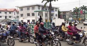 Ports users bemoan okada ban on Apapa road