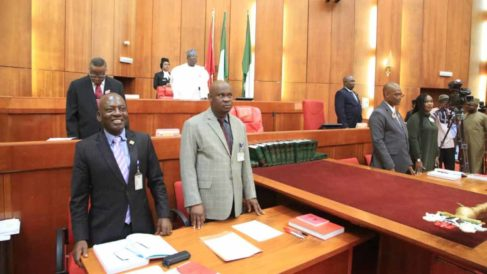 Confusion over Senate's bid to review constitution