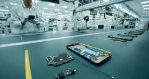 Coronavirus to slow production of phones, chips