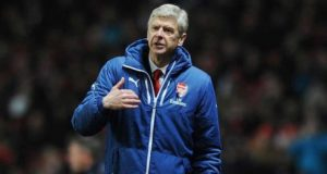 FIFA's Wenger wants offside law changed
