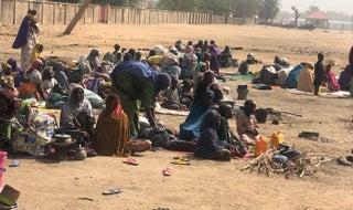 Hundreds sleep on Maiduguri street for fear of Boko Haram