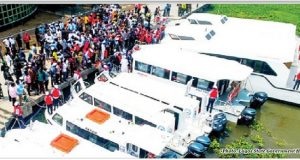 Sanwo-Olu inaugurates ferries, says okada, Marwa ban irreversible