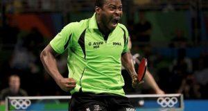 ITTF: Aruna ranked 18th, still Africa's best