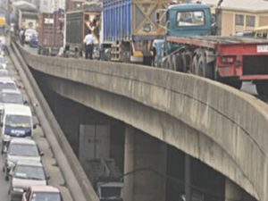 Reconstruction: Lagos To Close Marine Bridge For Five Months