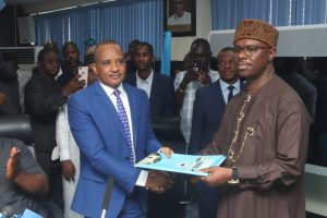 Jamoh Takes NIMASA DG Mantle, Assures Continuity, Stakeholders Engagement