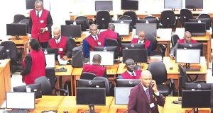 High-cap stocks, anticipation of dividends push NSE index by 1.41%