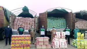 Covid-19: Flour Mills Donates Food Products, Medical Equipments