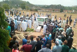 Presidential Taskforce Acknowledges Mistakes During Kyari's Burial