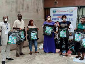 COVID-19: Bomarah Foundation Supports 200 Families With Food Items