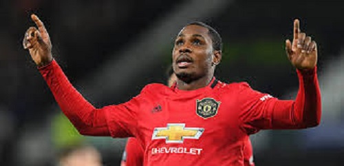 Manchester United agrees new deal to extend Ighalo's stay until January 2021