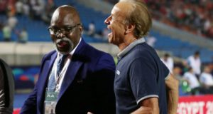 Rohr must accept salary in naira, stay in Nigeria, says NFF