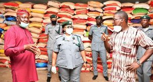 Why Customs' rice gift stirs controversy