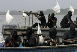 Q1: Gulf of Guinea Records 43% Of World's Piracy - IMB