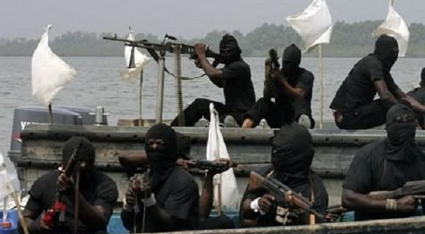 Q1: Gulf of Guinea Records 43% Of World's Piracy - IMB