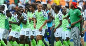 FIFA ranks Nigeria 29th best, Belgium maintains number one spot