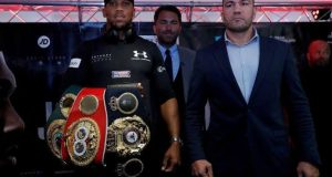 Pulev to donate half of Joshua purse to coronavirus
