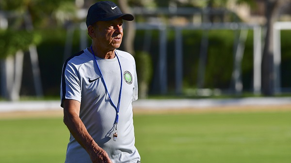 NFF may finalise Rohr's new contract next week