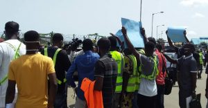Lagos Airport Crisis: NAHCO, SAHCO Demand Storage Charges For Lockdown