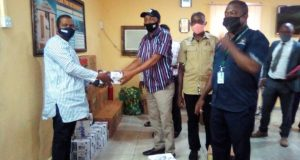 SSASCGOC Donates PPE Worth N5.5 Million To Members