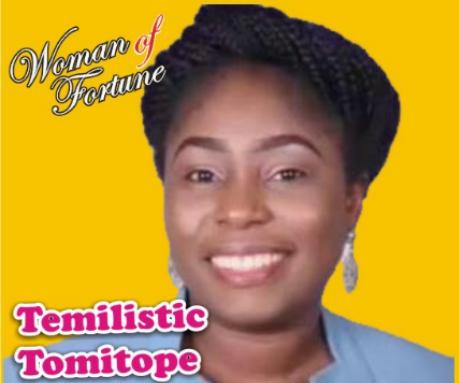 Temilistic Temitope