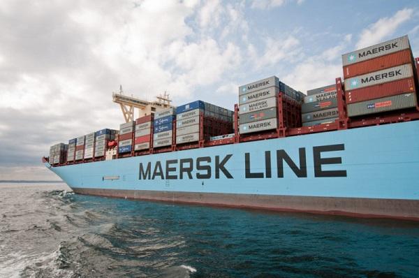 Maersk orders eight methanol-powered ships